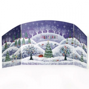 department 56 village general accessories backdrops