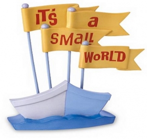 It's A Small World (WDC)