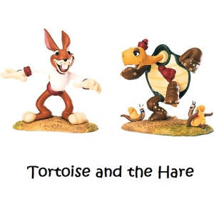 Tortoise & The Hare (WDC)