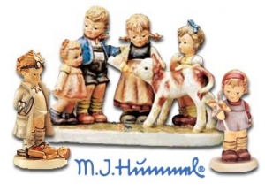 MI Hummel Figurines