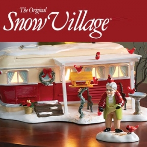 Original Snow Village (V)