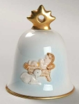 1997 Annual Christmas Bell Orn - Baby Jesus