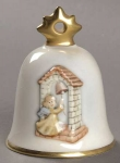 1999 Annual Christmas Bell Ornament, Bell Ringer