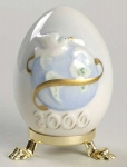 2000 Annual Easter Egg - Dove