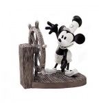 Mickey's Debut - Steamboat Willie,  Charter Member Sculpture