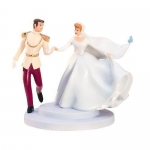 Cinderella and Prince Cake Topper