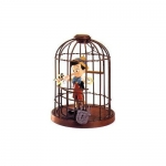 Pinocchio in Cage