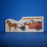Veterinary Hospital Wagon
