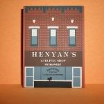 Henyan's Athletic Shop