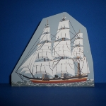 Clipper Ship Helena