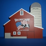 Frycrest Dairy Barn