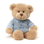 "T-Shirt Bear 12"" It's A Boy"