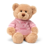 "It's A Girl 12"" T-Shirt Bear"