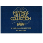 1989 Heritage Village Collector's Book