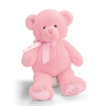 My First Teddy Pink 15""