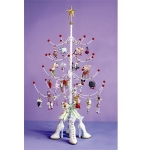 Mini Ornament Display Tree