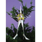 Silvia Star Woman Tree Topper