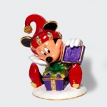 Mickey's X-mas Surprise Jeweled Box