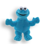 Cookie Monster Finger Puppet 5.5""