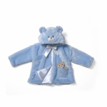 My First Teddy Infant Coat, Blue