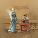Blue Fairy and Pinocchio WDCS Exclusive
