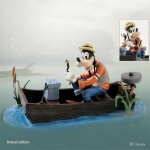 Goofy and Wilbur (Fishing)