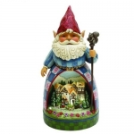 Gnome With Diorama Scene