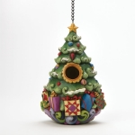 Christmas Tree Birdhouse