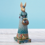Mrs. Rabbit with Eggs