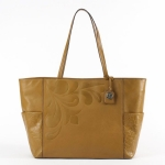 Lena Genuine Leather Tote