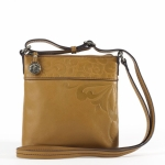 Lena Genuine Leather Crossbody