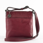 Alexys Leather Crossbody