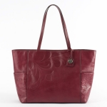 Alexys Genuine Leather Tote
