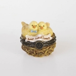 Bird Nest Treasure Box