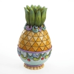 Pineapple with Mini Bear, Set of 2