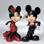 Mickey and Minnie Paso Doble