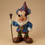 Large Mickey Gnome Statue
