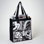 Mickey Tote Bag B&W