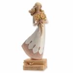 Friend Flowers Figurine