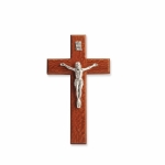 "8"" Crucifix Cross Wall D??cor"