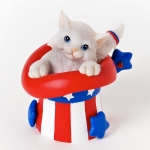 Purr-fectly Patriotic