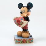Mickey Mouse with Heart