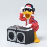 Urban DJ Donald Duck