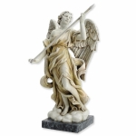Angel with Spear Statue
