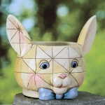 Rabbit Planter