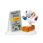 Snoopy's Christmas Pawpet Show