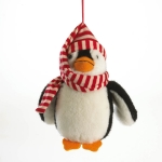 "5"" Holiday Goodfriend Penguin Orn"