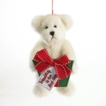 "5"" Friend Holiday Bear Orn"