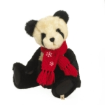 "12"" Holiday Heirloom Panda Bear"