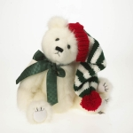 "10"" Holiday Heirloom Bear"